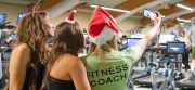 Quick Christmas Cardio Workout