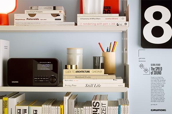 grundig shelves