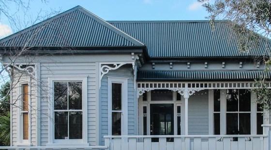 Parnell Villa Auckland