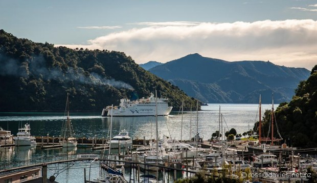 Picton Harbour Queen Charlotte Sound