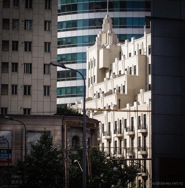 East Nanjing Road Shanghai