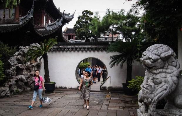Yuyuan Gardens Shanghai