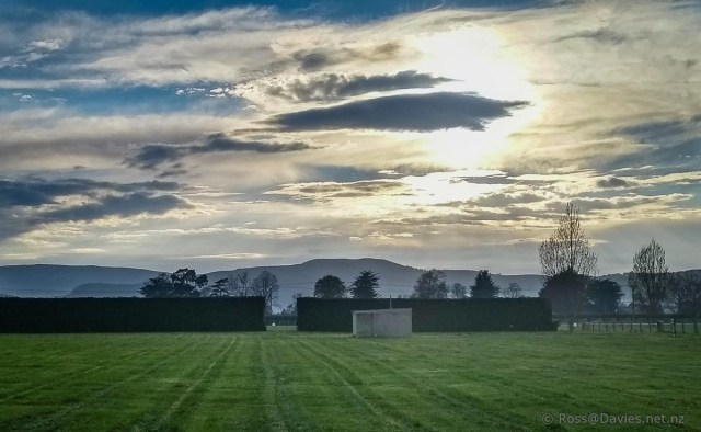 Flagstaff from near Mosgiel
