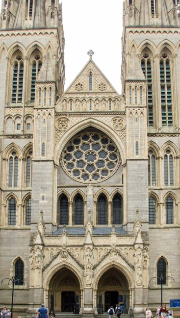 Truro Catheral in Cornwall