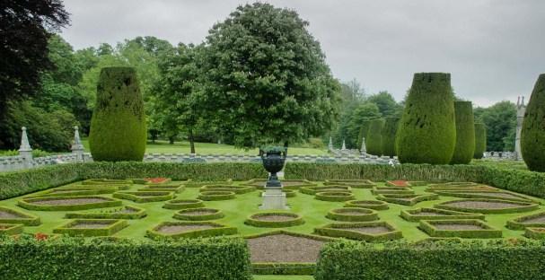 Gardens at Lanhydrock House