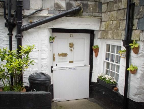 Doorway Port Isaac