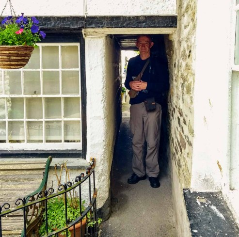 Squeez-ee Belly Alley Port Isaac