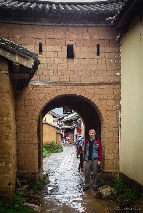 Sideng Village Shaxi