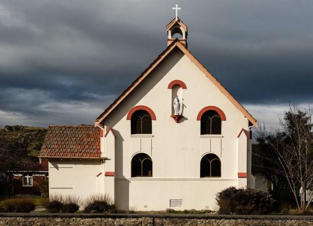 Catholic church Roxburgh
