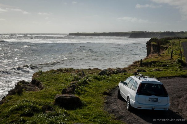 Opunake on the Surf Highway Taranaki