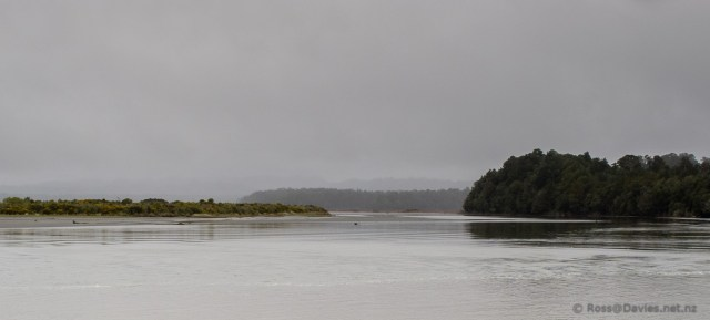 Okarito Lagoon - serene
