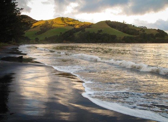 Simpsons Beach, Coromandel