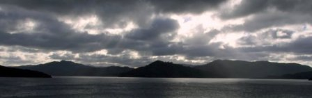 Queen Charlotte Sound from Karaka Point