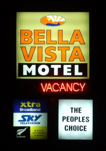 Bella Vista Motel Blenheim