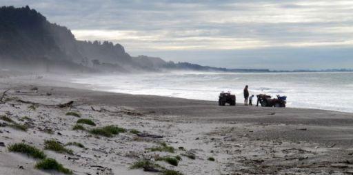 Beach at Matata