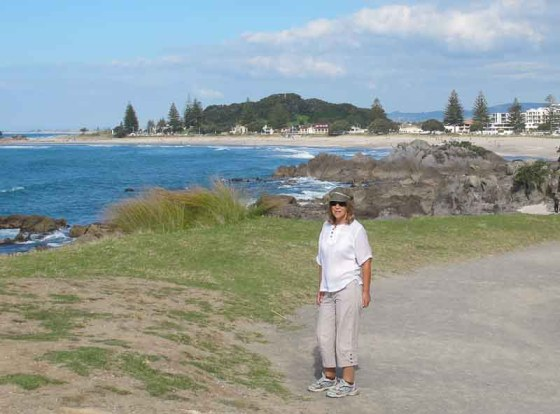 Ocean Beach Mt Maunganui