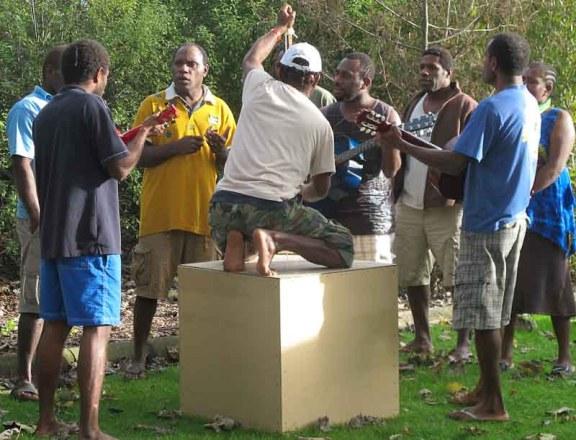 Vanuatuan band