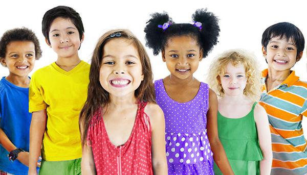 39108987 - children kids happines multiethnic group cheerful concept