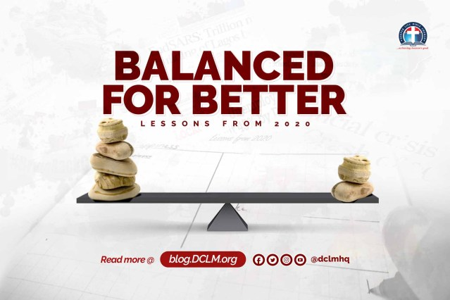 Balanced For Better