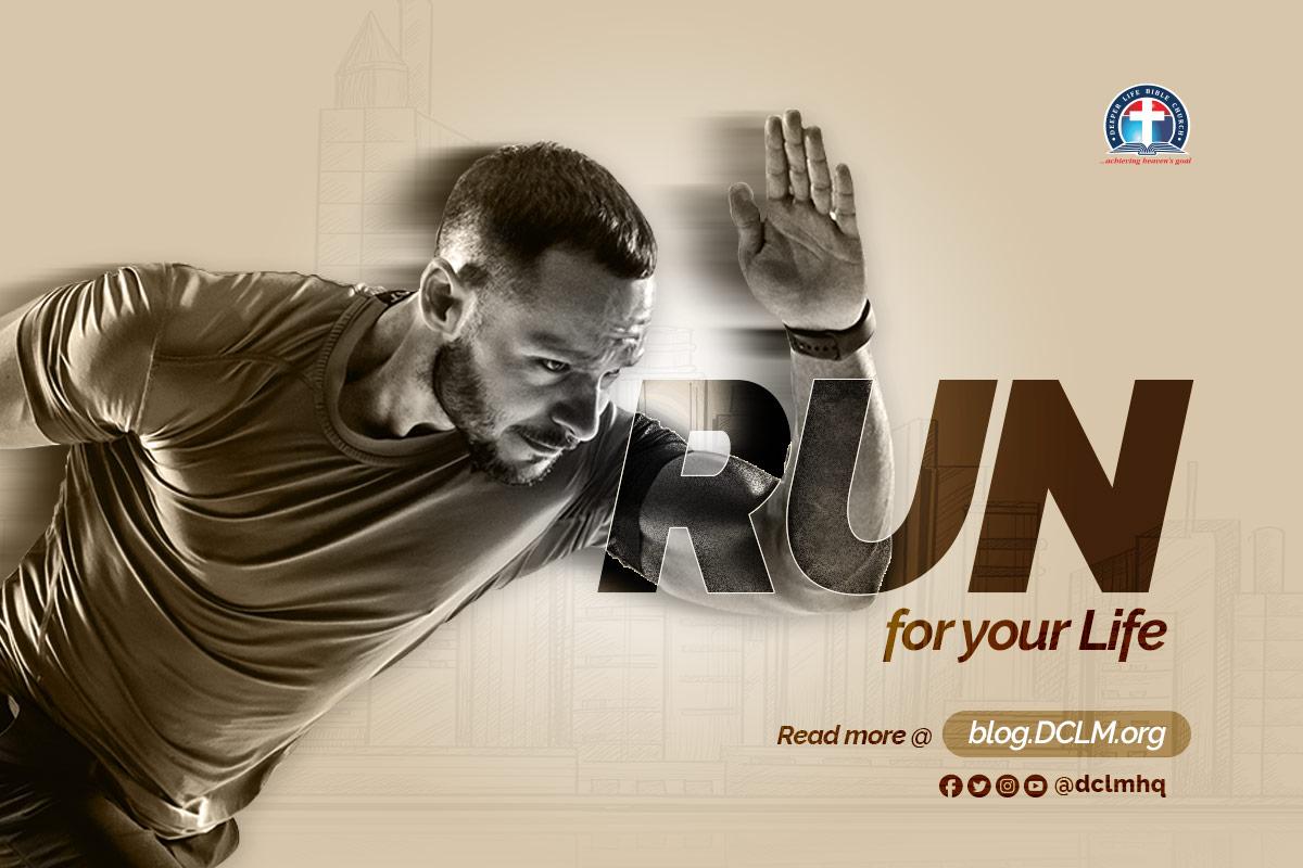 Run, Escape, Life, Eternity, Heaven, Hell, Eternal Life, Damnation, Soul, Salvation,