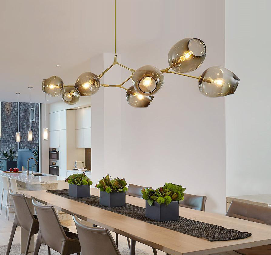 5 Tips in Designing a Contemporary Dining Room   DcorStore Don t clutter the contemporary room with collections or too many lighting  pieces  one incredible design is perfect to turn your dining room in the  focal