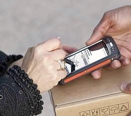 Honeywell Dolphin 70e Rugged Wearable Mobile Device