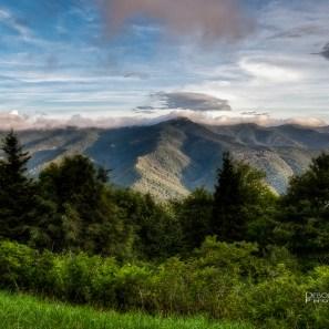 Viewing Black Mountains
