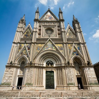 Duomo Cathedral in Orvieto