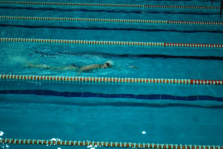 hande yüzme