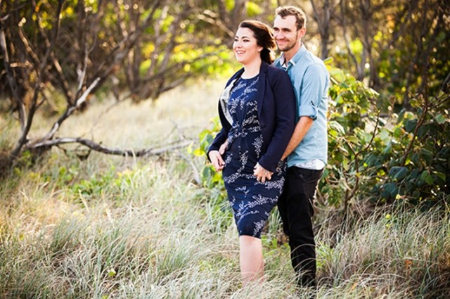 Gold Coast Beach Couple Shoot007