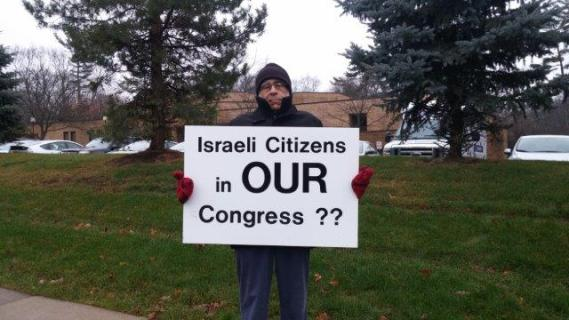 Israeli citizens in congress