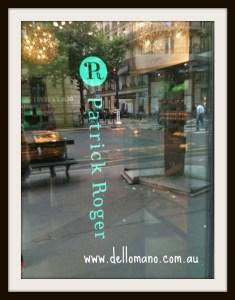 Parisian Chocolate Stores