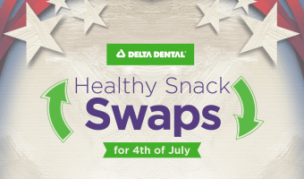 Make easy, healthy swaps when it comes to summer BBQs and 4th of July recipes.