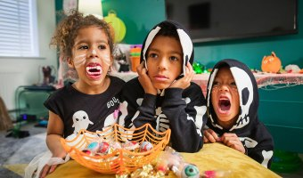 Here's a list of the top three WORST Halloween candies for your teeth. These are absolutely NOT dentist-approved!