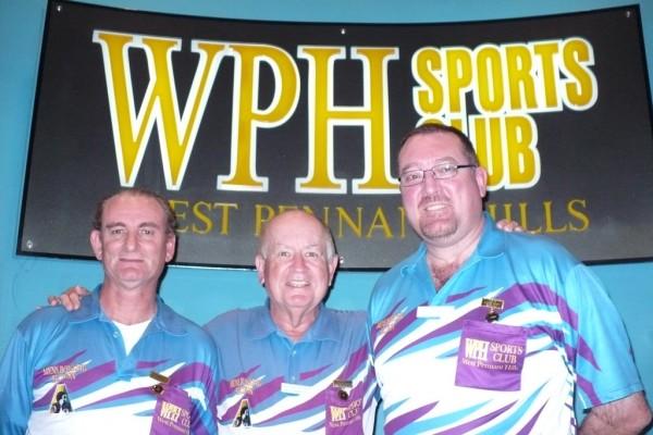 Rod, Peter & Steve