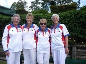 2013 Women's Pairs Final