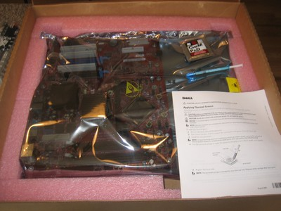 XPS replacement system board