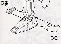 MG-STRIKE-ANKLE from http://www.1999.co.jp/eng/gundam/