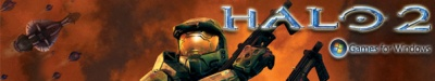 Halo 2 on Vista banner from microsoft.com