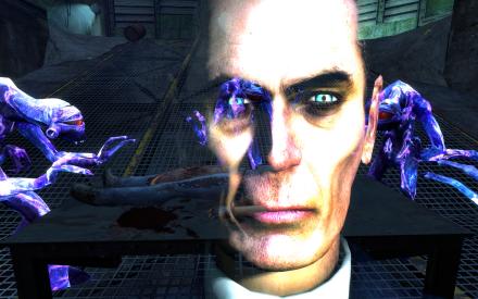 Half-Life 2: Episode 2 G-Man