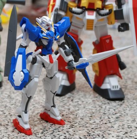 HG Gundam Exia