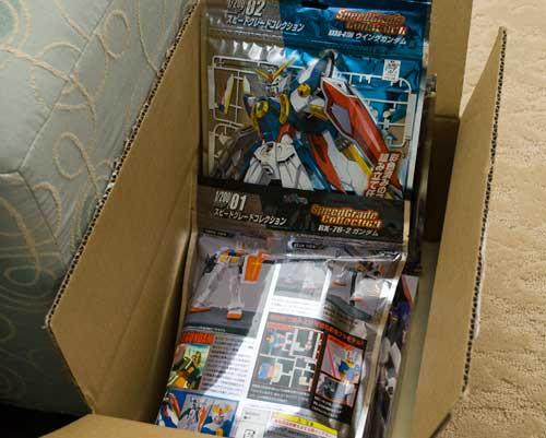 Gundam Speed Grade Collection