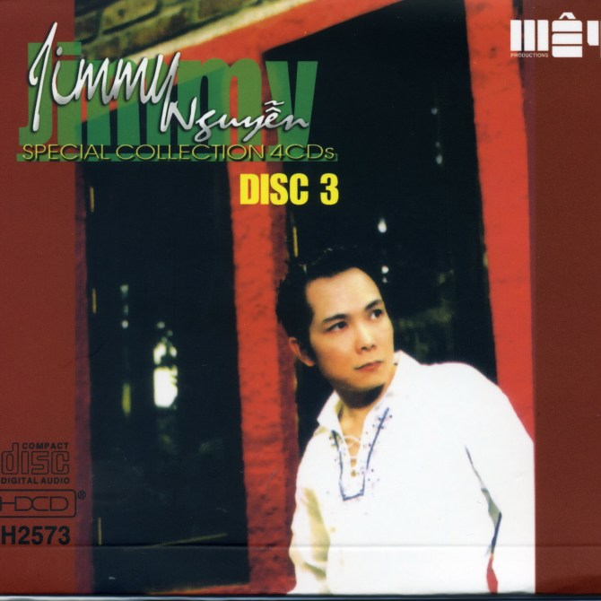 Jimmy Nguyen - Special Collection CD3