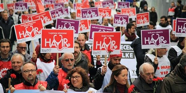 """İTO ve TTB'den ortak yürüyüş: Referandumda """"Hayır"""" diyeceğiz"""