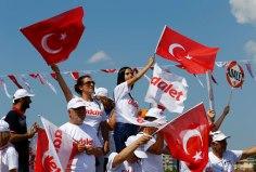 İstanbul Ekonomi Araştırma: 'Adalet Yürüyüşü'ne destek yüzde 43