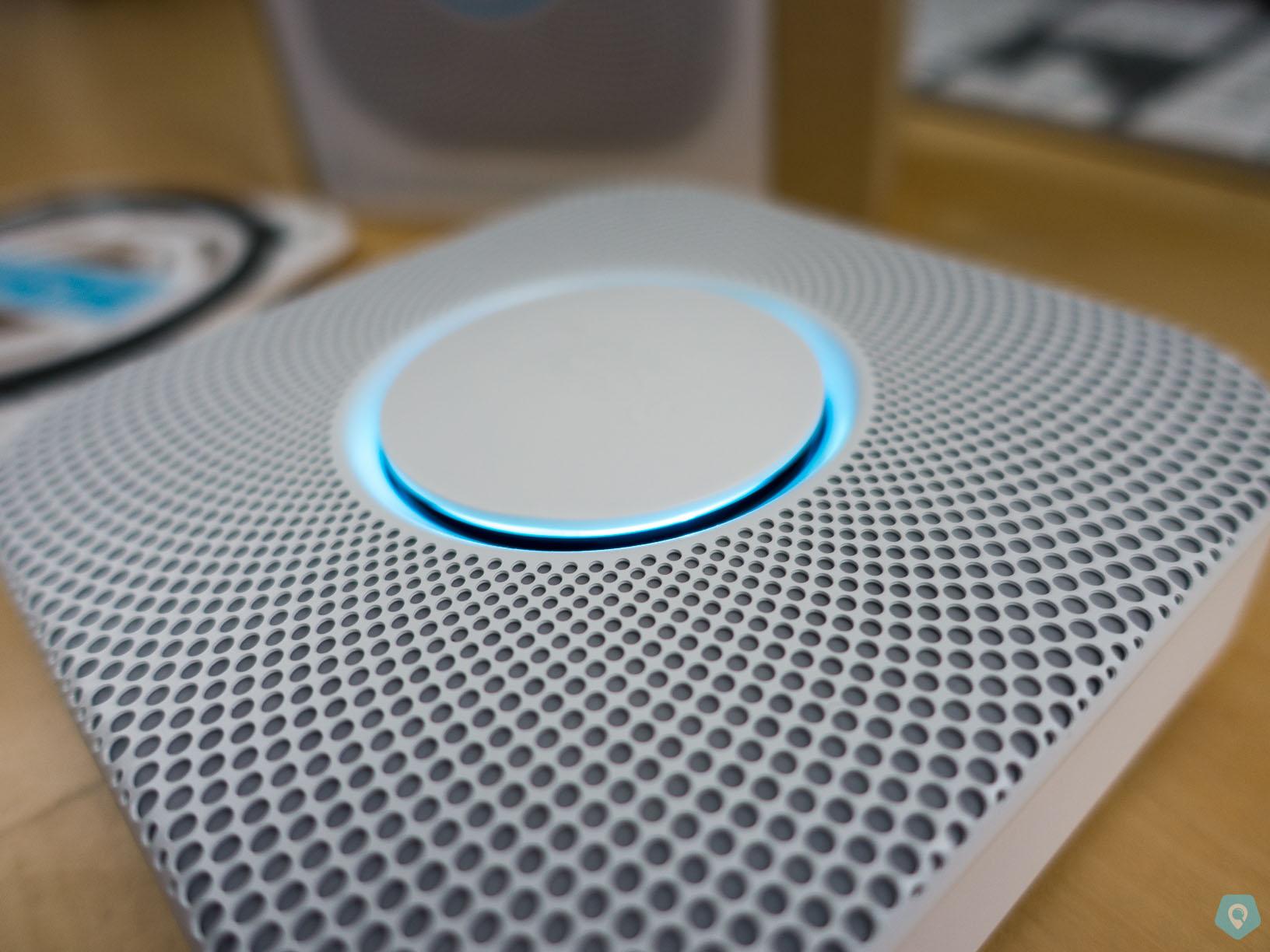 test du nest protect le d tecteur de fum e connect. Black Bedroom Furniture Sets. Home Design Ideas