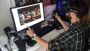 test oculus rift arnaud