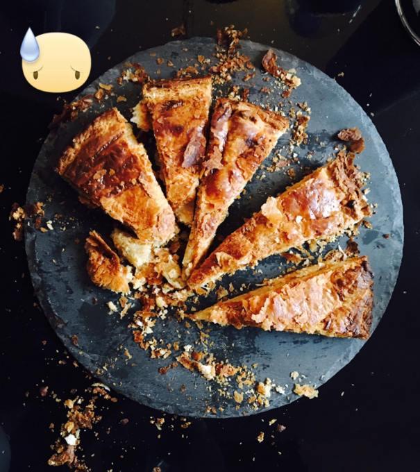 La galette de Romain magimix cook expert