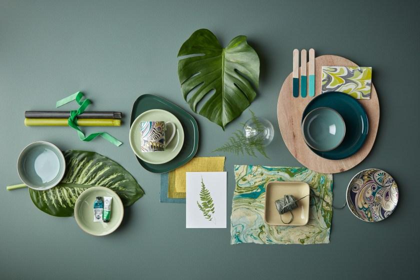 Botanical Moodboard