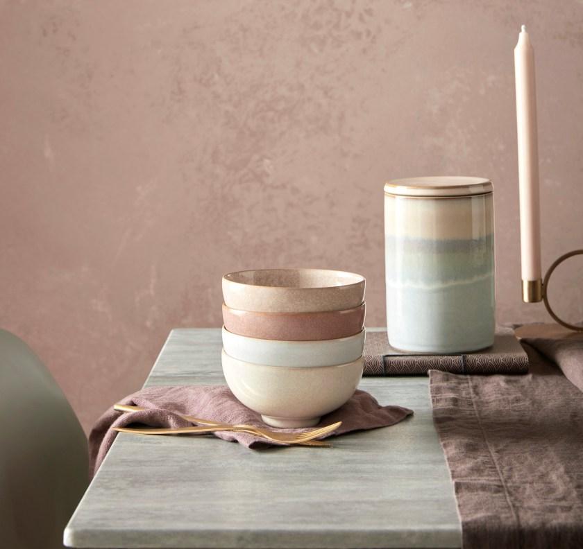 Quartz Rose Rice bowls_59395
